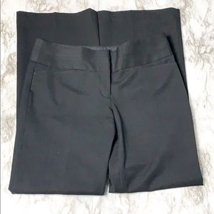 Express Editor Trousers Black Size 8R